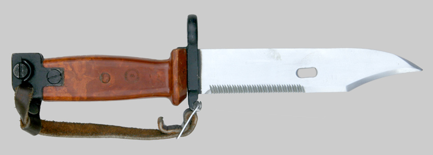 Image of AKM Type Two bayonet