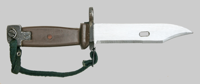 Image of AKM Type Two Transitional bayonet