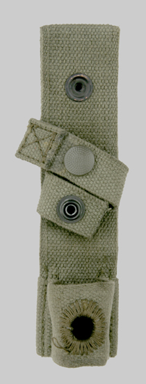 Image of a South African Pattern 1970 Web Equipment Belt Frog