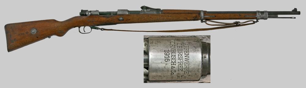 German Mauser Gewehr 98